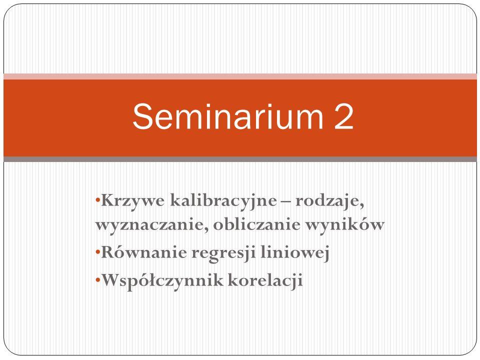 Kalibracja jest zasadniczą częścią większości procedur pomiarowych.