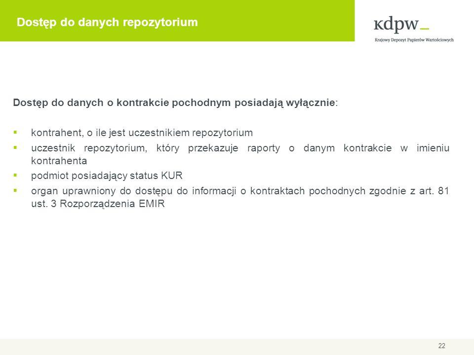 Komunikacja z repozytorium i raportowanie 23