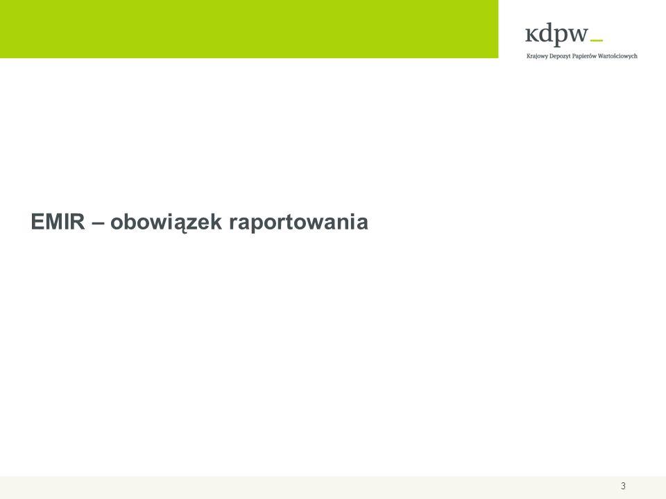 Rozporządzenie UE ROZPORZĄDZENIE PARLAMENTU EUROPEJSKIEGO I RADY (UE) NR 648/2012 z dnia 4 lipca 2012 r.