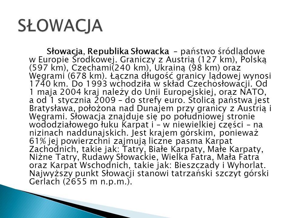 Dawniej Pożoń, także Preszburg– stolica i największe miasto Słowacji pod względem liczby mieszkańców i powierzchni.