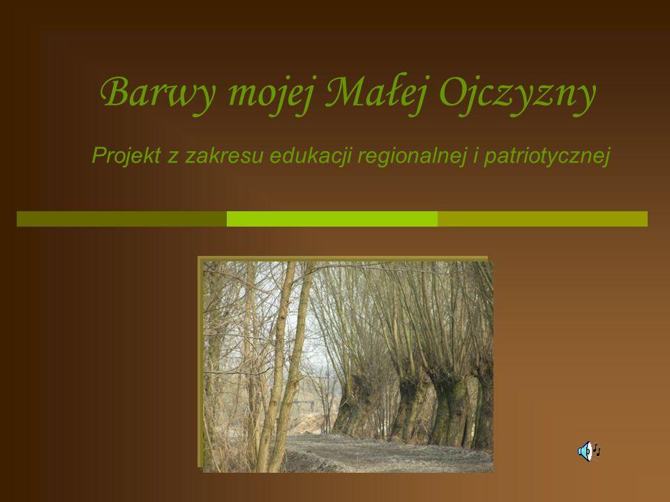 Piękno polskiej ziemi to błękit nieba, zieleń lasów i pól, srebro jezior i rzek.