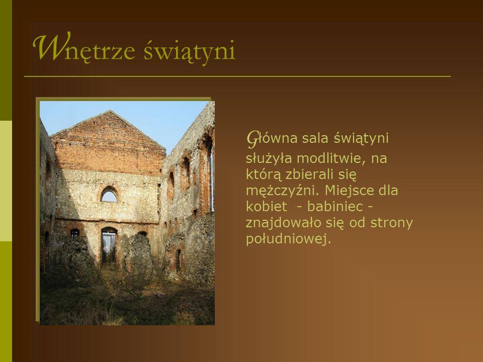 Miejsce niezwykłe – święta arka N ajważniejszym miejscem w świątyni było Aron ha – kodesz świeta arka.