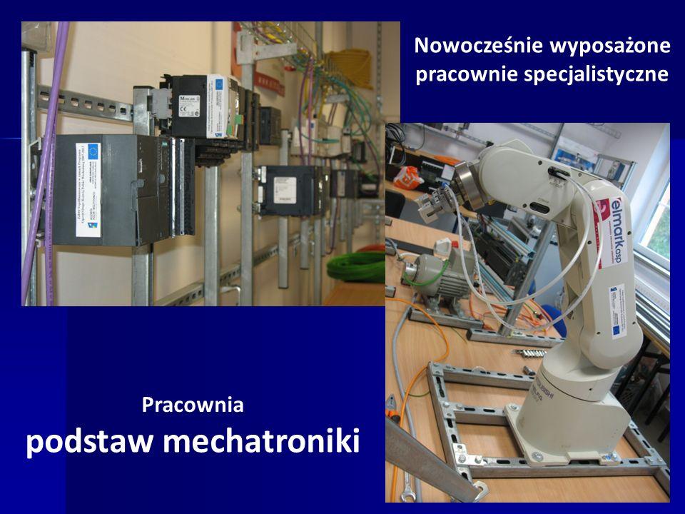KATEDRA Mechatroniki Laboratorium Mechatroniki 2.