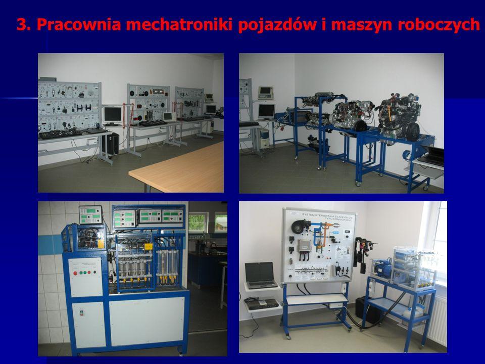 KATEDRA Mechatroniki Laboratorium Mechatroniki 4.