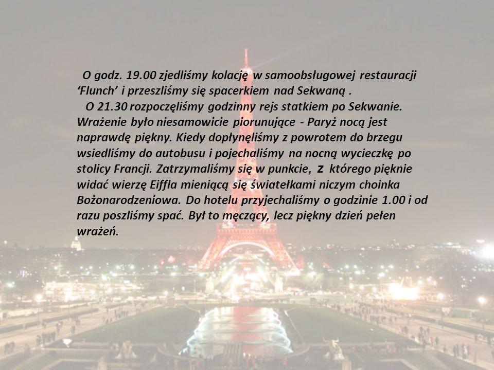 Moulin Rouge Sacré-Coeur Panteon Sekwana