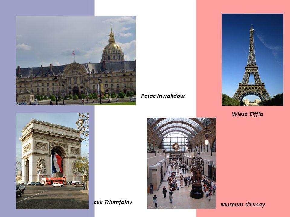 Dzień piąty Środa – nasz ostatni dzień w Paryżu był dość męczący.