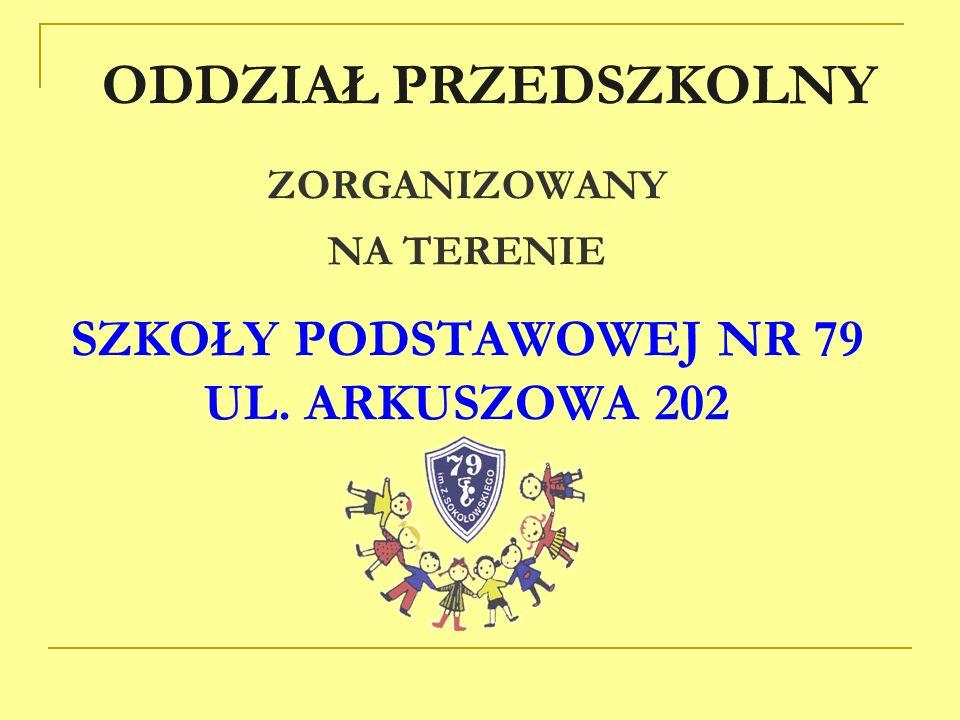 I. Oddział przedszkolny istnieje od 1992r. /w pobliżu nie ma publicznego przedszkola/