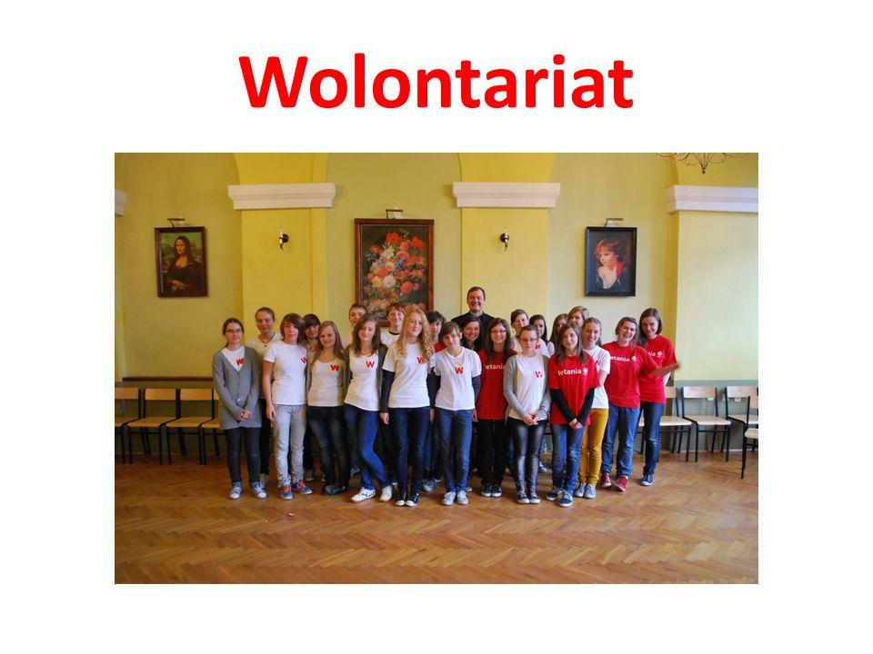 Co to jest Wolontariat .Wolontariat - (łac.