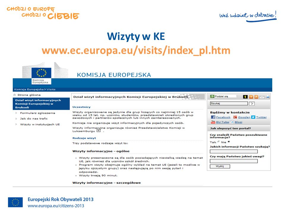 Delegacje www.eeas.europa.eu/delegations/ukraine/index_e n.htm