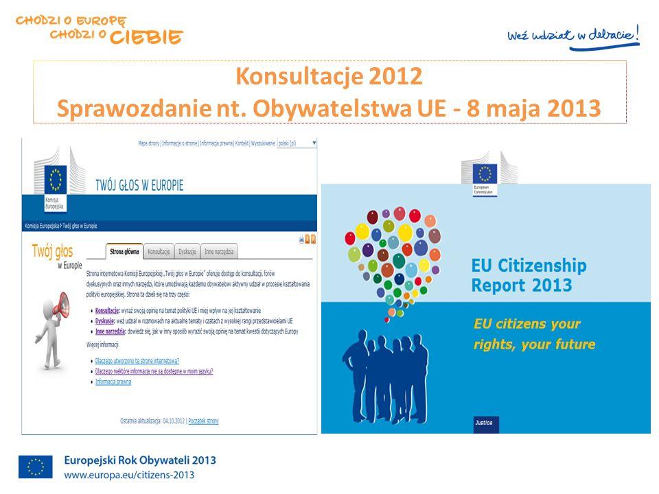 Twoja Europa - Obywatel