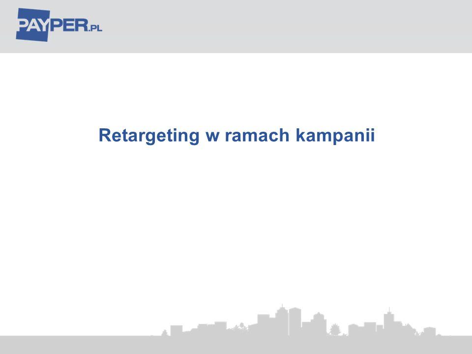 Czym jest Retargeting.