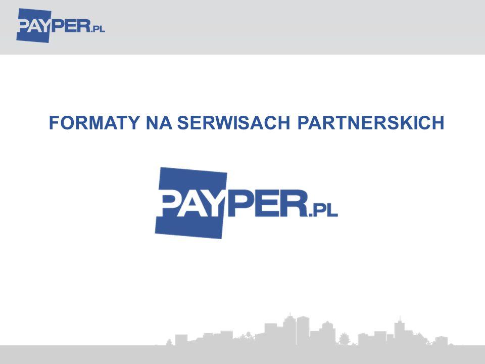 Baner 160x600px Specyfikacja: logotyp + krótkie hasło z dopiskiem reklama.