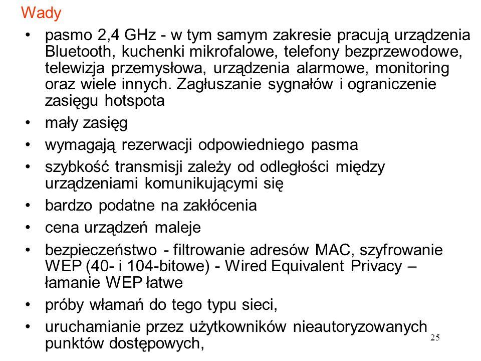 26 Access Point (AP) (ang.