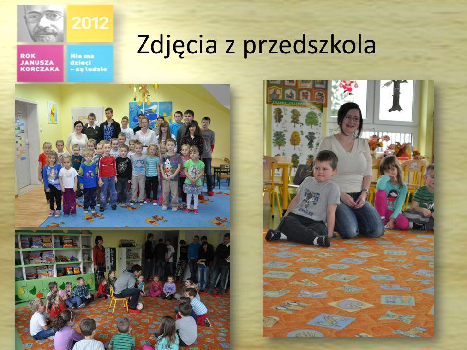 Zdjęcia z przedszkola