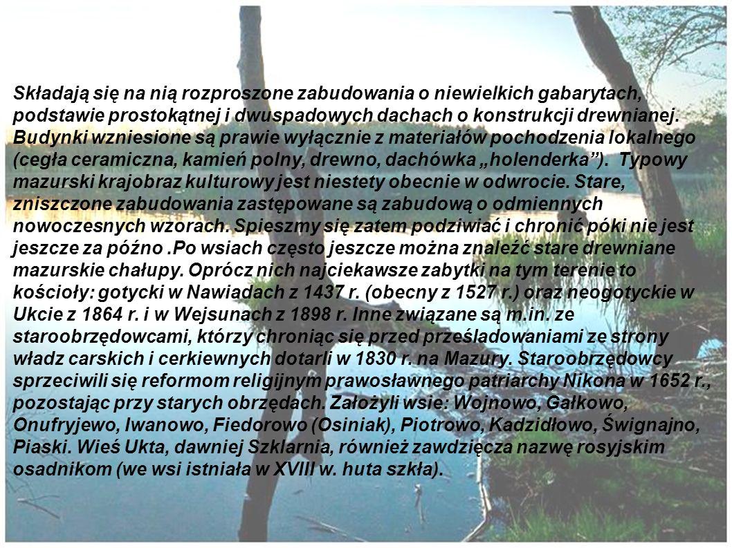 Nadali oni także nową nazwę rzece Krutyni - dawniej Babant (bałtyckie słowo baba oznacza czarownicę, wiedźmę; wg wierzeń Galindów zasnuta mgłą dolina rzeki była zamieszkiwana przez złe moce).