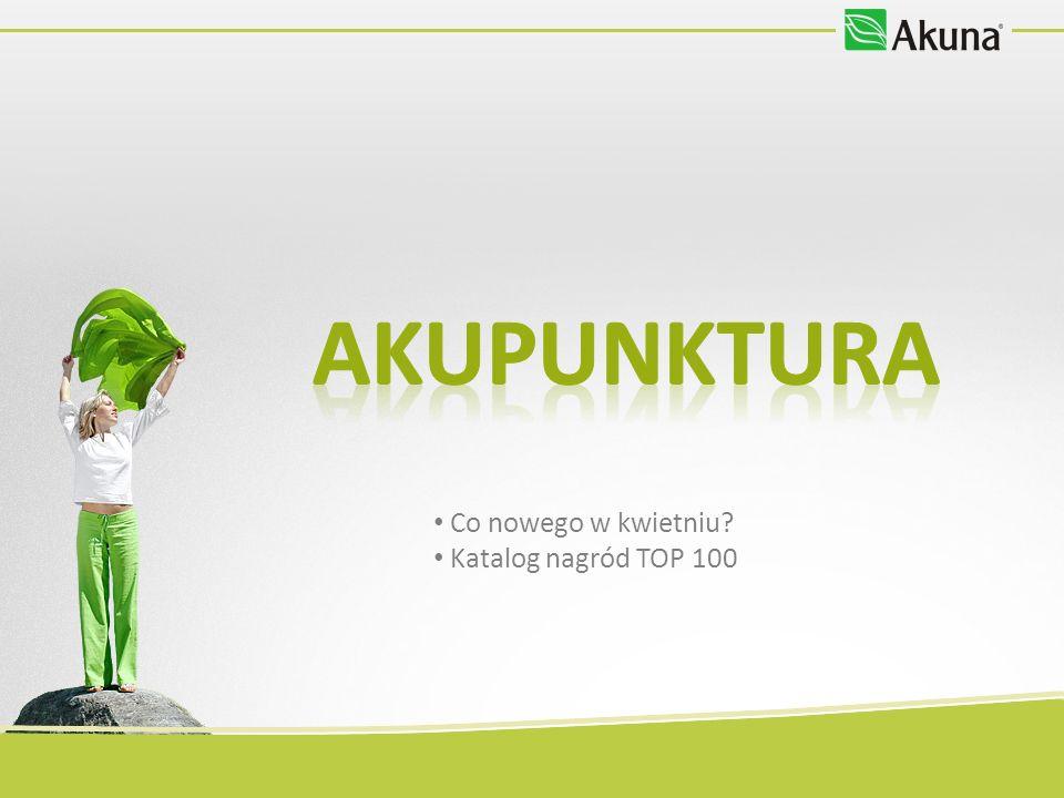 AKUPUNKTURA Co nowego w kwietniu.20% zniżki od ceny menedżerskiej na AkuBar Protein...