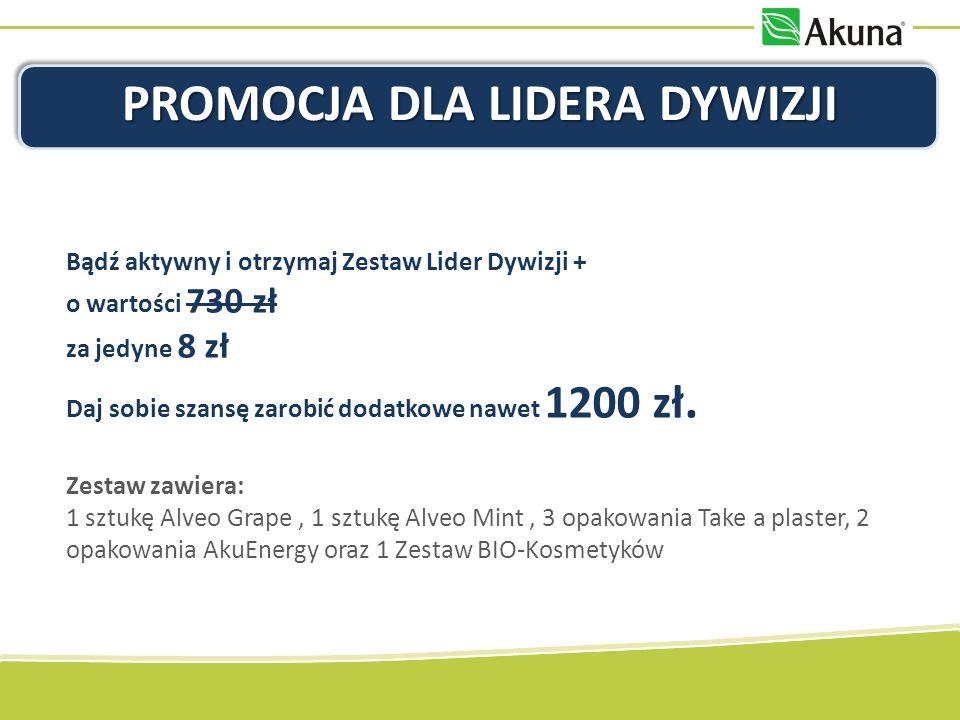 PROMOCJA W LICZBACH Ponad 50 000 zł .