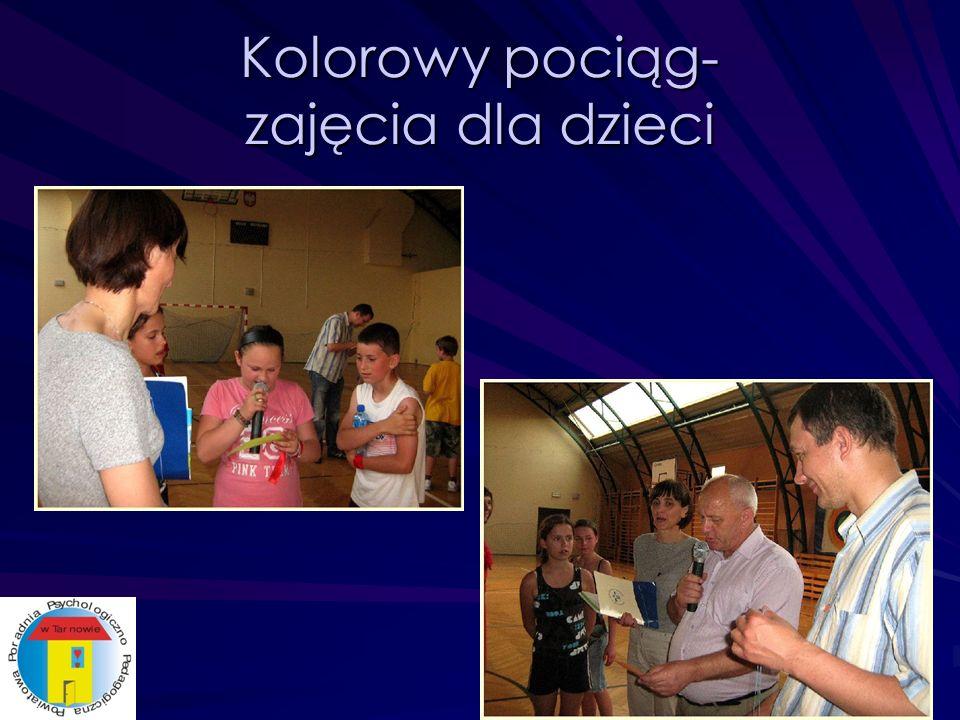 Turnus logopedyczny Lato z Zuzią 2010 Organizator : Filia w Wojniczu Adresaci : dzieci oddziału przedszkolnego i nauczania zintegrowanego Termin : 05.07-16.07.2010r.