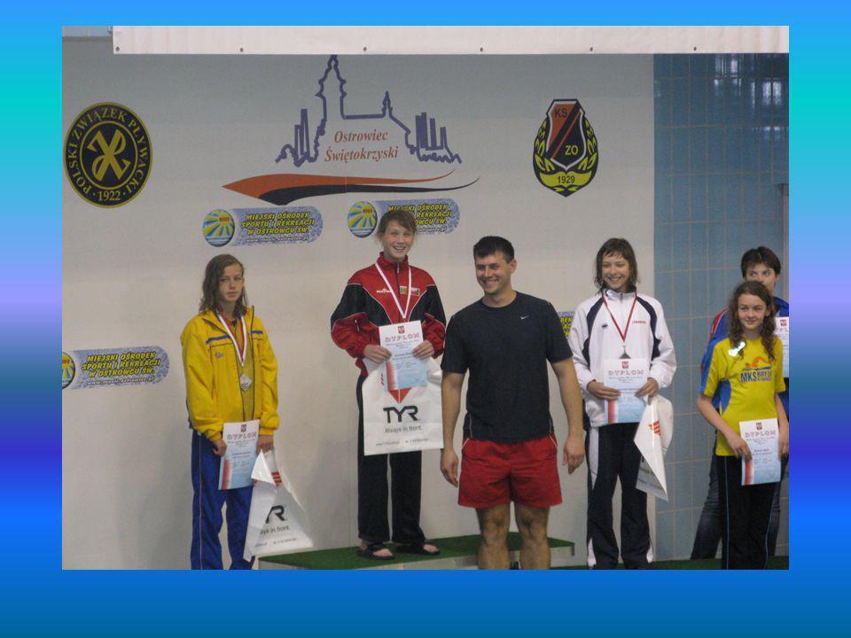 Karol Trela Liga Klubów Śląskich: 4 miejsce 200 m stylem dowolnym, 5 miejsce 200 m stylem klasycznym, 7 miejsce w sztafecie 4* 100 m stylem zmiennym.