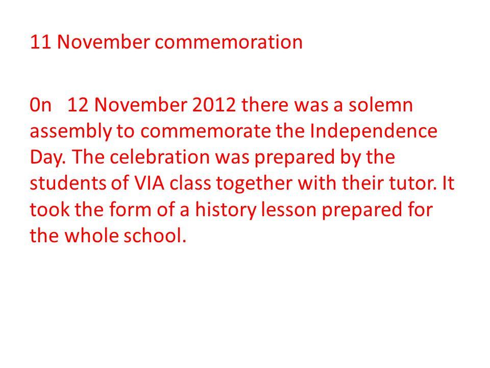 Tradycyjnie, jak co roku 6 grudnia odbył się w naszej szkole apel mikołajkowy.