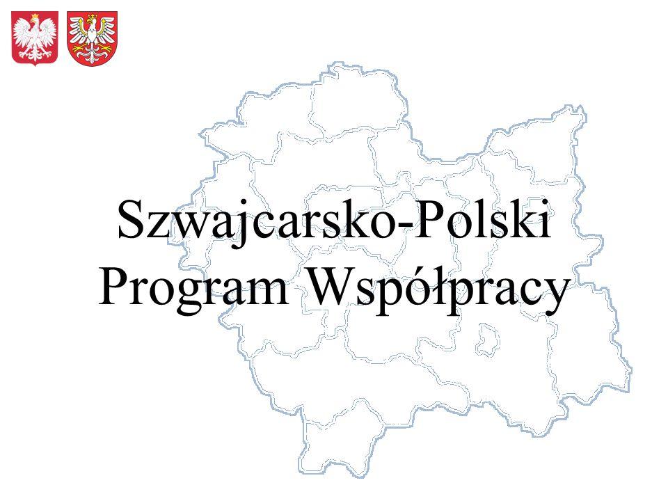 Istnieje możliwość łączenia środków ze Szwajcarsko-Polskiego Programu Współpracy wraz z funduszami z innych środków europejskich