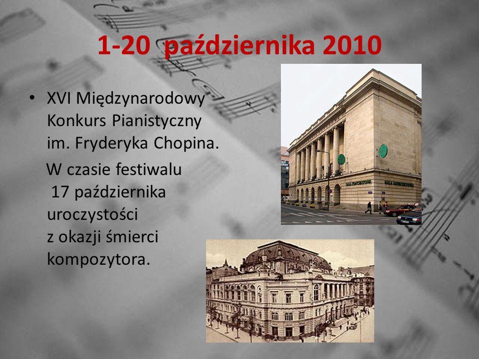 Z okazji 200 rocznicy urodzin Narodowy Bank Polski wyemitował banknot z podobizną kompozytora