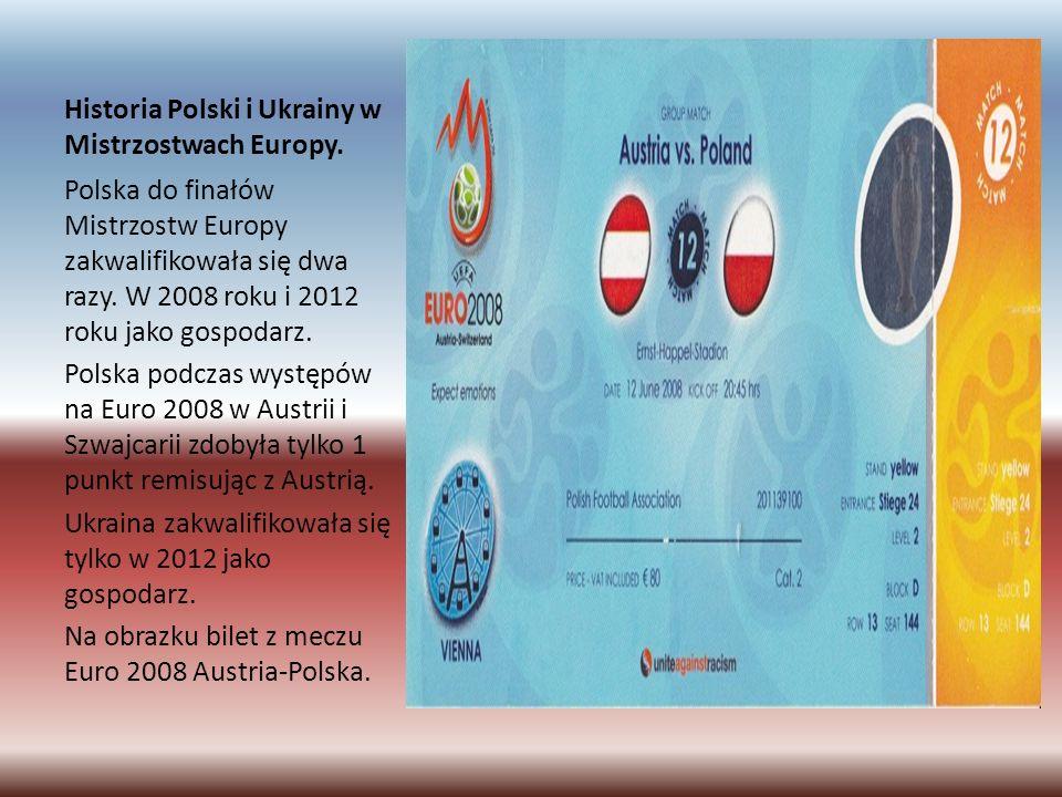 WYNIKI GŁOSOWANIA NA ORGANIZACJĘ EURO 2012 O organizację Euro 2012 ubiegali się: Polska i Ukraina, Węgry i Chorwacja, Włochy.