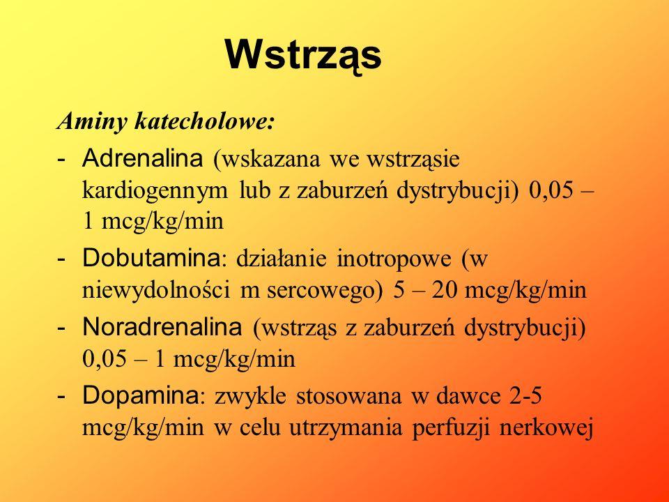 Leczenie: Korekcja zaburzeń metabolicznych (elektrolity- hipokalcemia, hipomagnezemia, hipofosfatemia, hipo, hiperkaliemia, kwasica pH < 7,25) Leczenie choroby zasadniczej Leczenie zaburzeń krzepnięcia (DIC) Leczenie ostrej niewydolności nerek Żywienie parenteralne Wstrząs