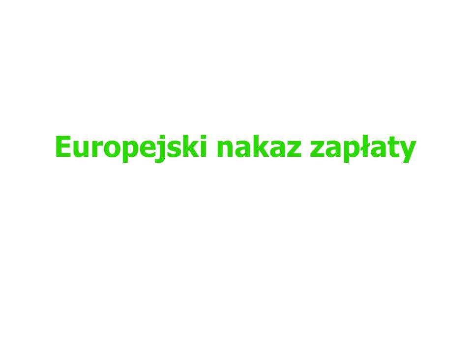 ROZPORZĄDZENIE (WE) NR 1896/2006 PARLAMENTU EUROPEJSKIEGO I RADY z dnia 12 grudnia 2006 r.