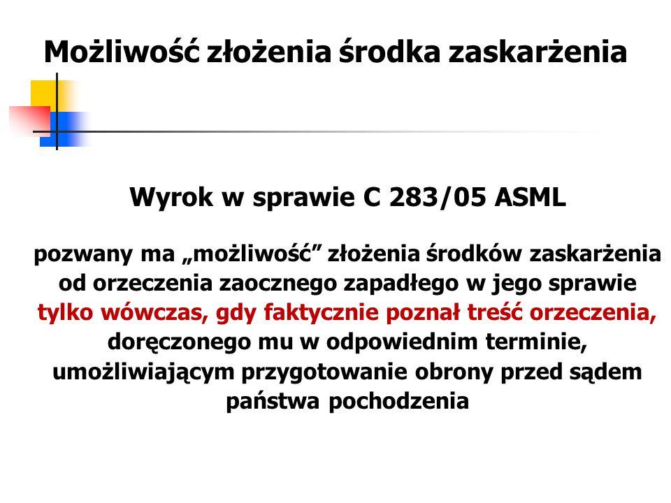 Przesłanki odmowy uznania- art.34 - cd.