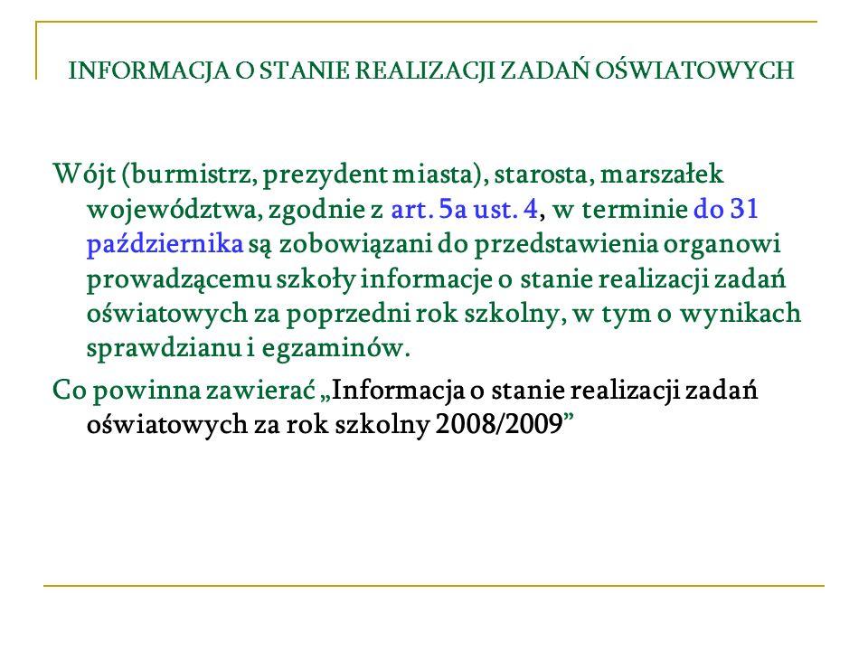 Ustawa z dnia 21 listopada 2008 r.o zmianie ustawy – Karta Nauczyciela (Dz.