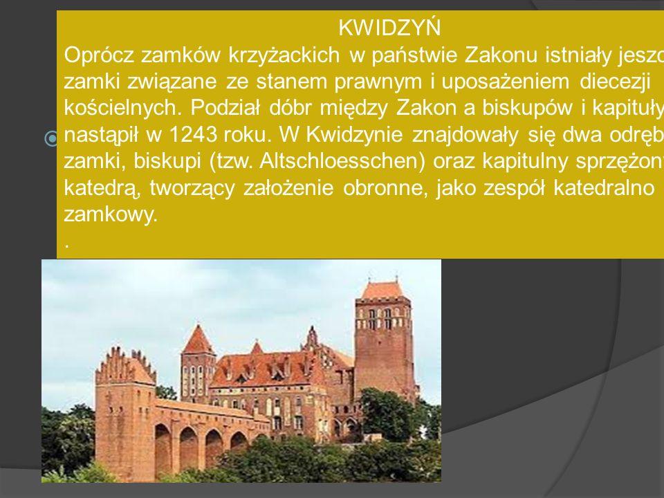 LIDZBARK WARMINSKI Zamek w Lidzbarku Warmińskim Zamek w Lidzbarku Warmińskim to historyczna rezydencja biskupów warmińskich, obecnie Muzeum Warmińskie.