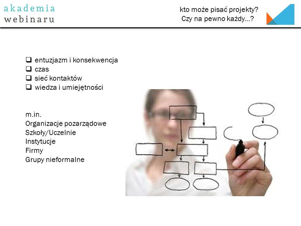 przegląd konkursów i projekty unijne Fundacja mBanku - wspiera działania na rzecz edukacji, - projekty z zakresu edukacji matematycznej oraz na projekty rozwojowe okołomatematyczne.