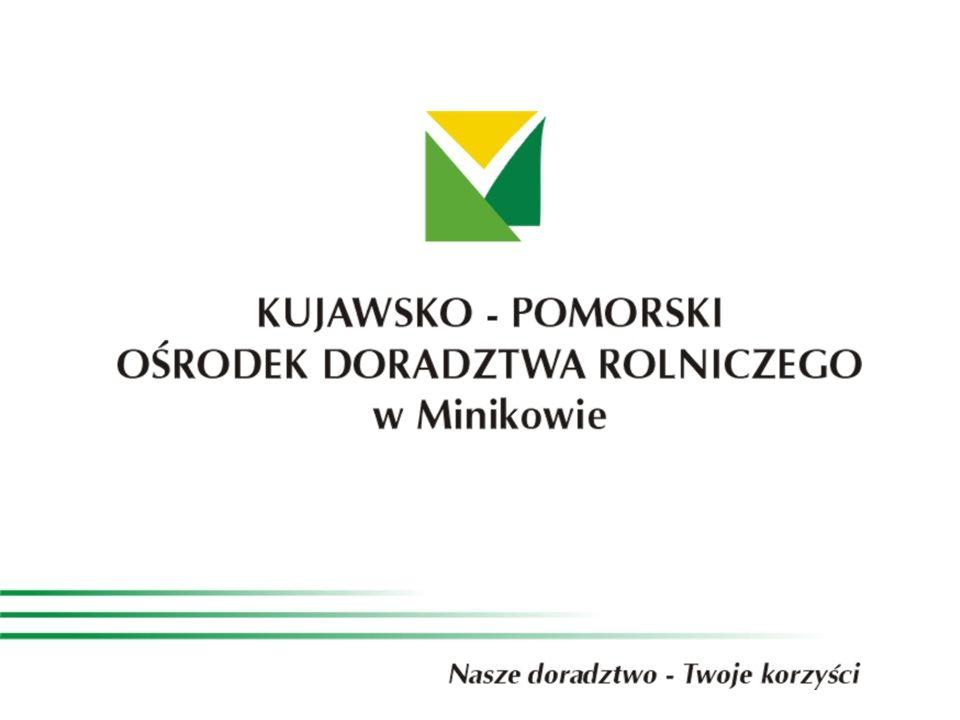 Możliwości rozwoju gospodarstw opiekuńczych z wykorzystaniem funduszy unijnych Aleksandra Bielińska Kujawsko-Pomorski Ośrodek Doradztwa Rolniczego w Minikowie