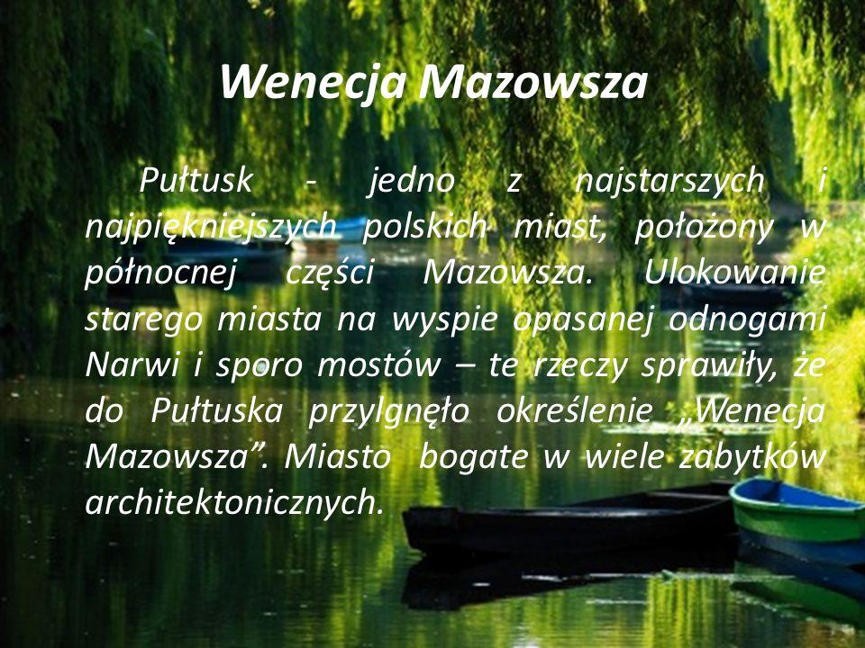 Wenecja Mazowsza