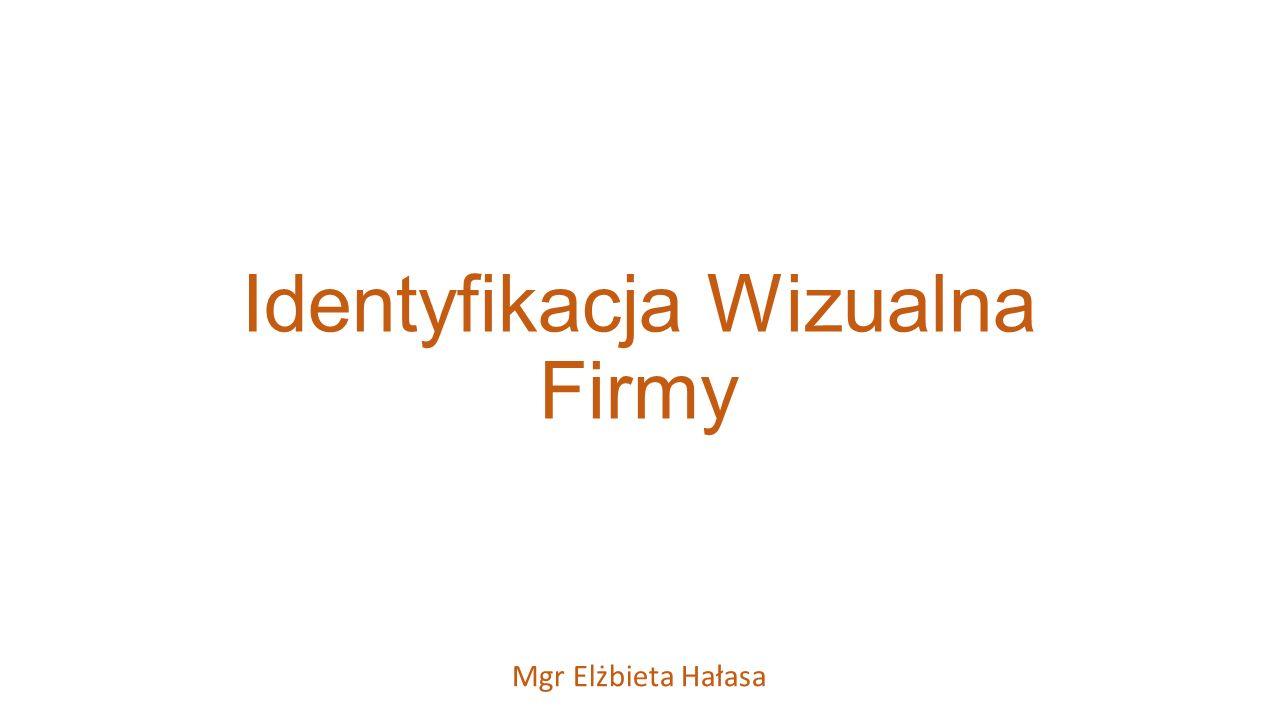 Identyfikacja Wizualna Firmy