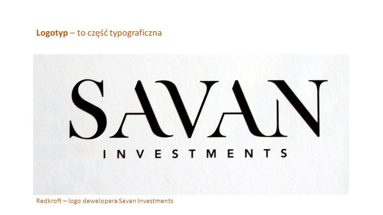 Logotyp – to część typograficzna
