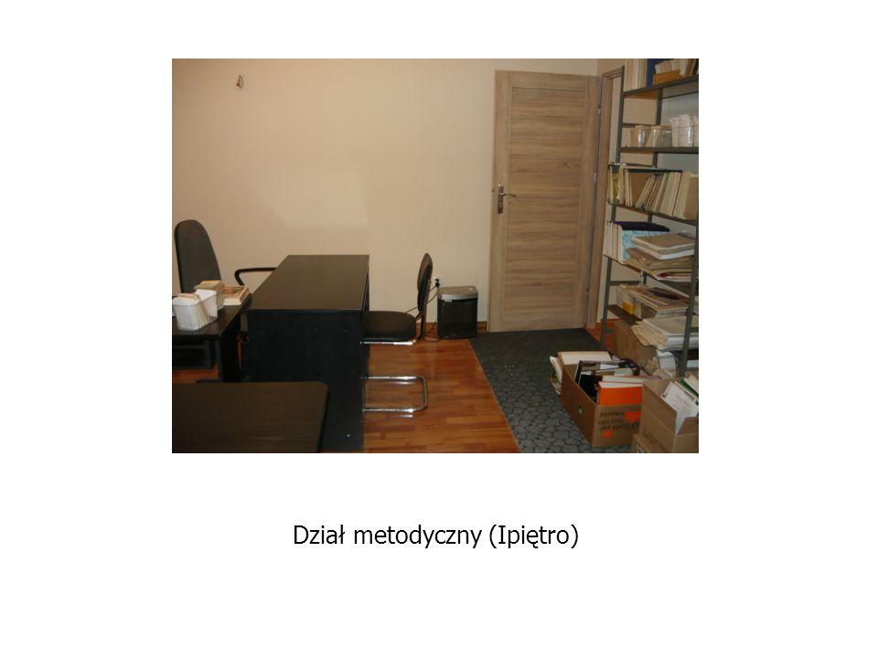 Dział metodyczny (Ipiętro)