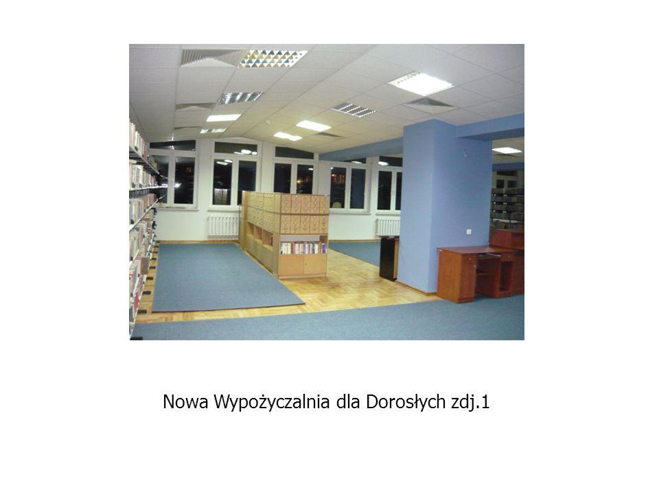 Nowa Wypożyczalnia dla Dorosłych zdj.1