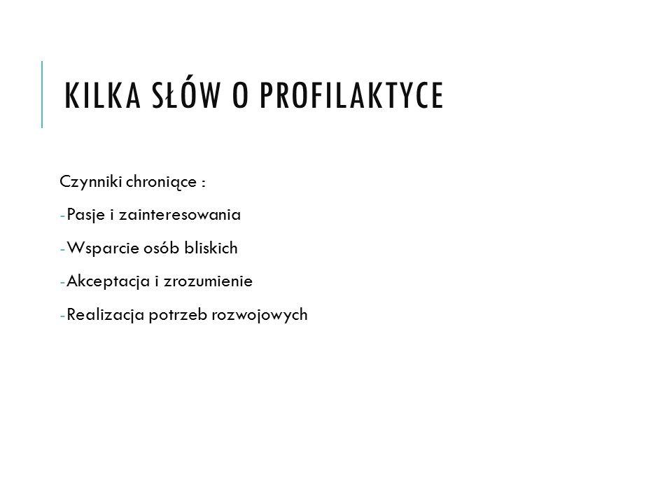 Kilka słów o profilaktyce