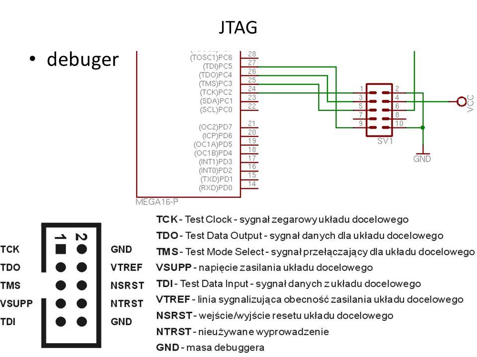 JTAG debuger