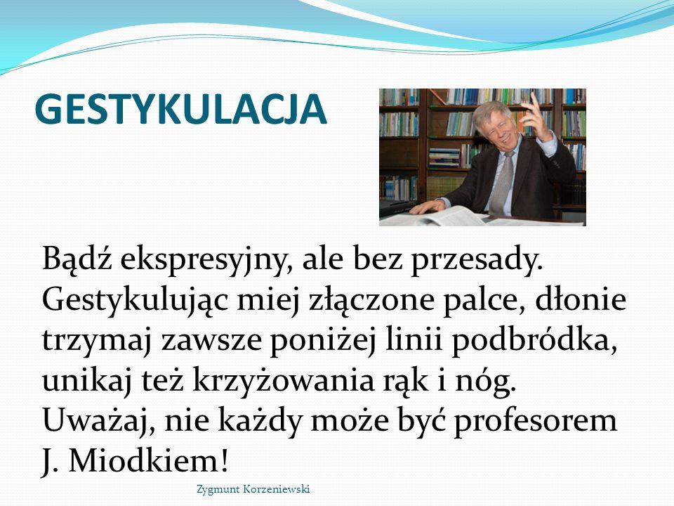 GESTYKULACJA