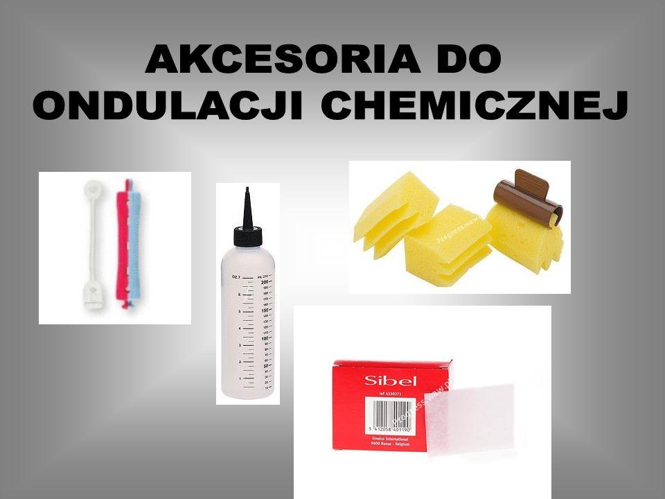 AKCESORIA DO ONDULACJI CHEMICZNEJ