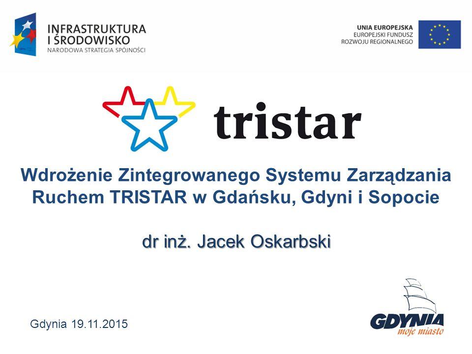 Wdrożenie Zintegrowanego Systemu Zarządzania Ruchem TRISTAR w Gdańsku, Gdyni i Sopocie