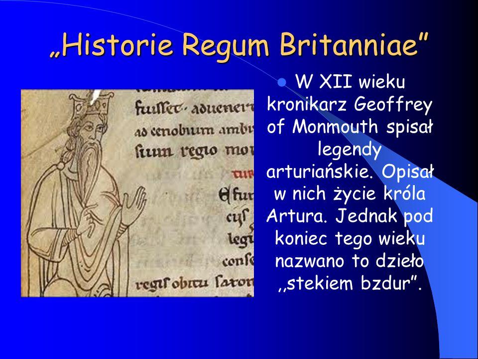 """""""Historie Regum Britanniae"""