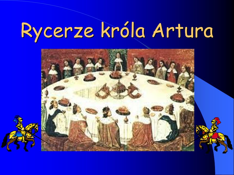 Rycerze króla Artura
