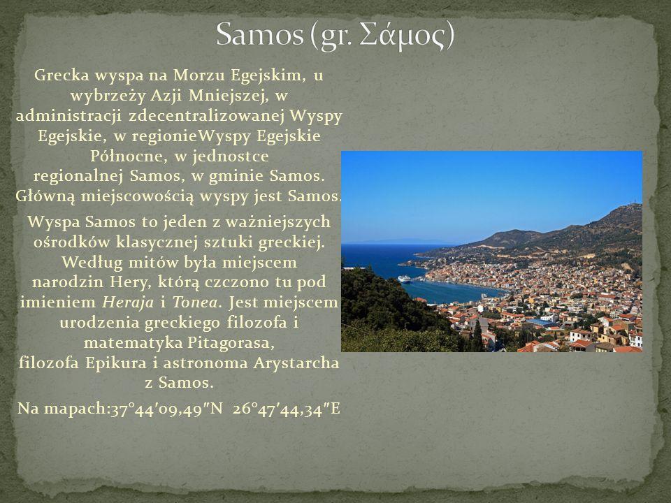Samos (gr. Σάμος)