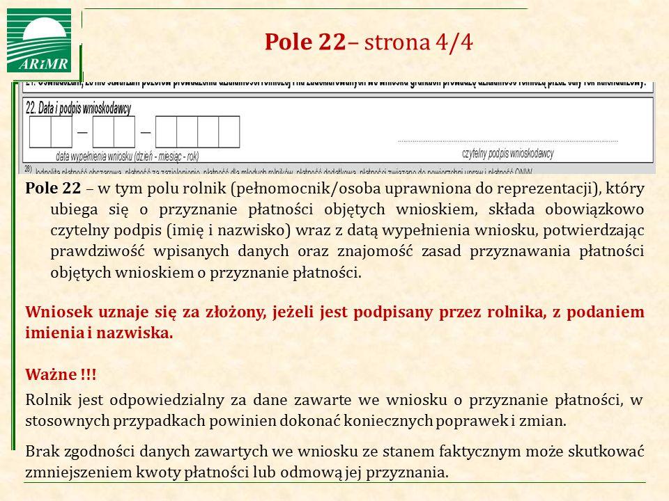 Pole 22– strona 4/4
