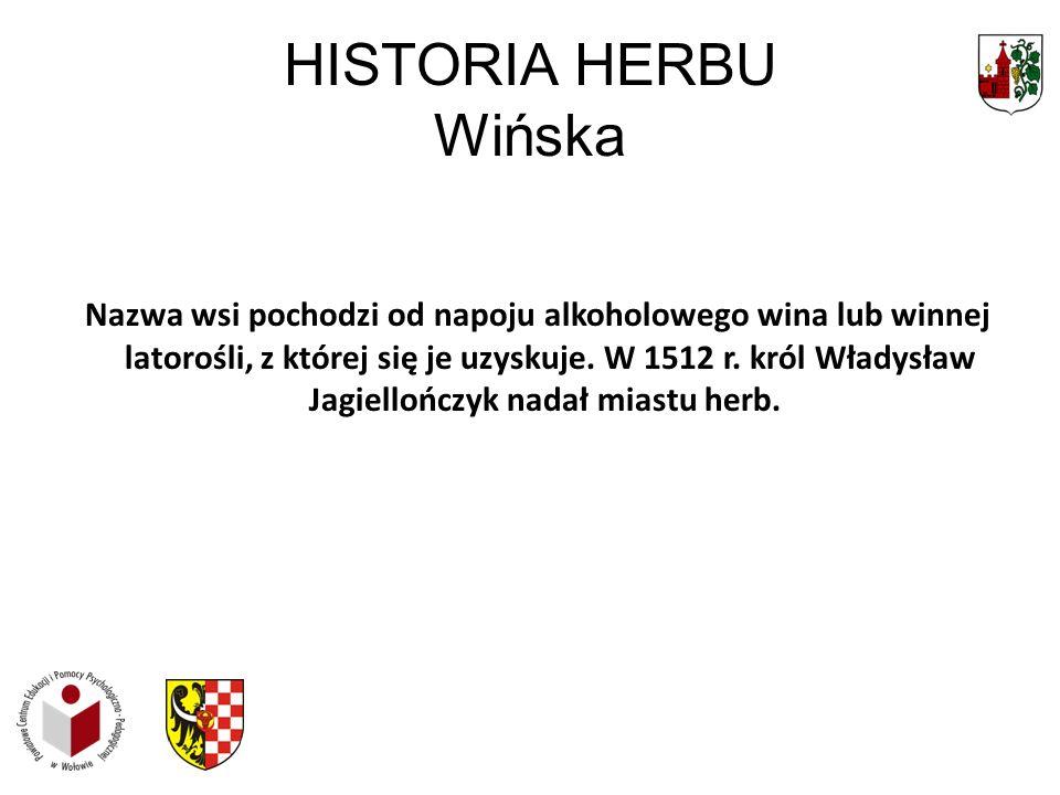 HISTORIA HERBU Wińska