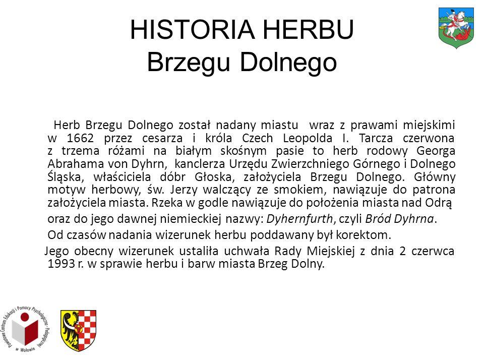 HISTORIA HERBU Brzegu Dolnego